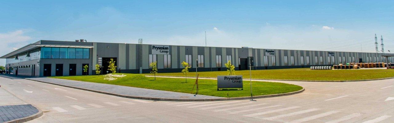 Fabryka Prysmian Group w Slatinie w Rumunii, nagrodzona przez JAC za osiągnięcia w zakresie zrównoważonego rozwoju