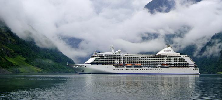 Budowanie statków wycieczkowych