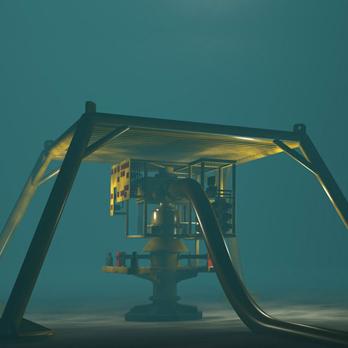 Podmorskie kable, kolumny rynnowe i linie przepływowe (SURF)
