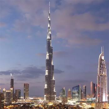 Burj Khalifa: bezpieczeństwo na wysokości