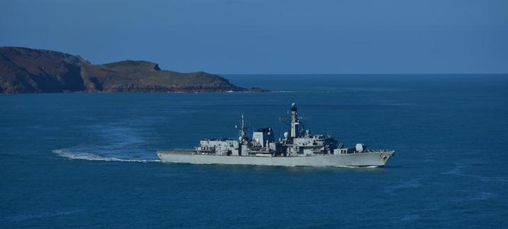 Kable do zastosowań w marynarce wojennej