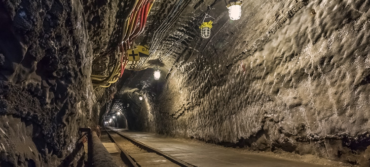 Kable do zastosowań w górnictwie podziemnym