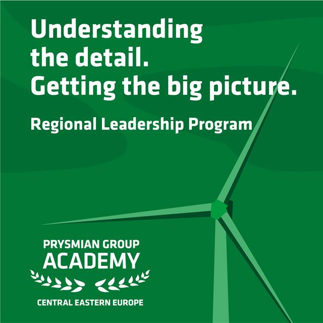 Regional Leadership Program CEE