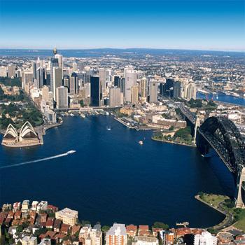 Sieć multitechnologiczna na całym terytorium Australii