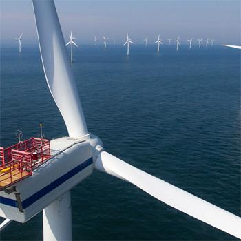 Pionierzy inwestycji w zakresie morskiej energii wiatrowej
